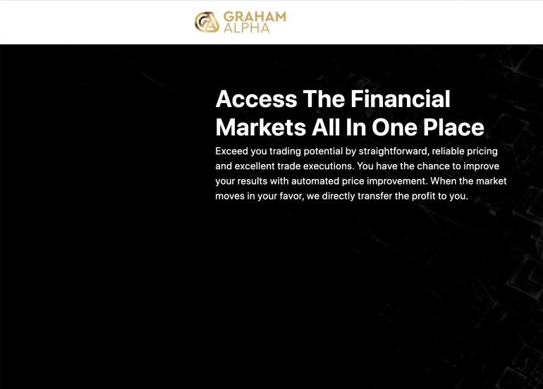 Grahamalpha broker review