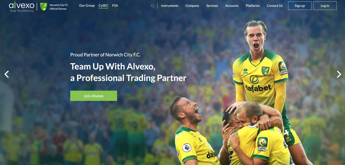 Alvexo Regulated Forex Broker